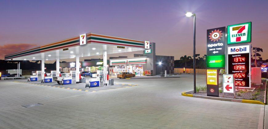 Service Station & Food Outlets