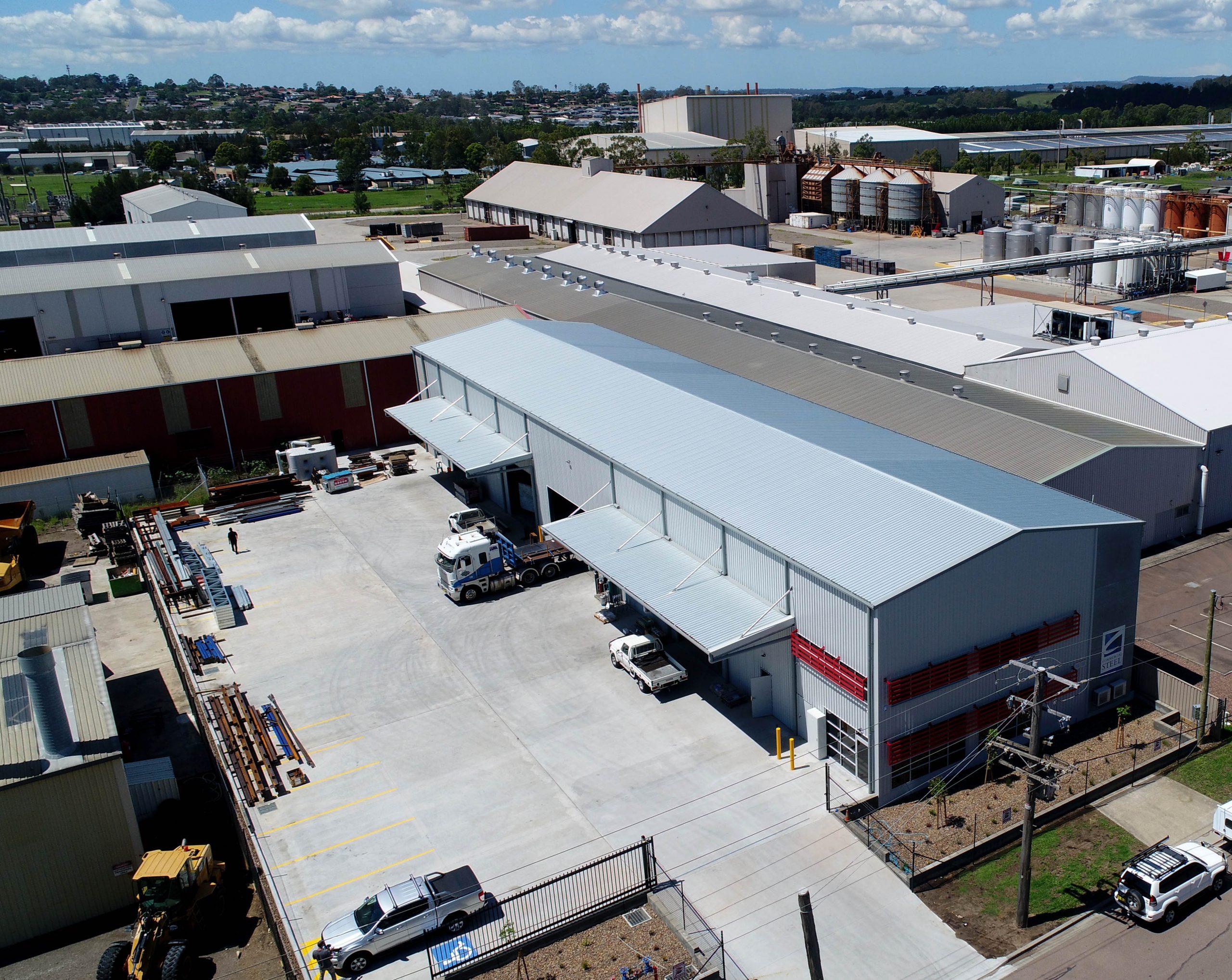 Industrial Workshop & Office