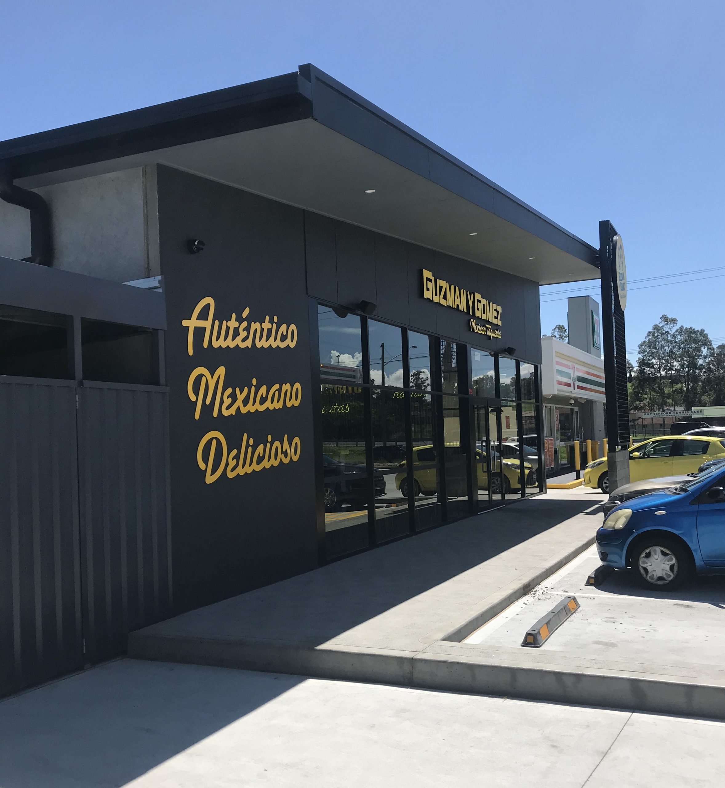 Service Station & Food and Drink Premises
