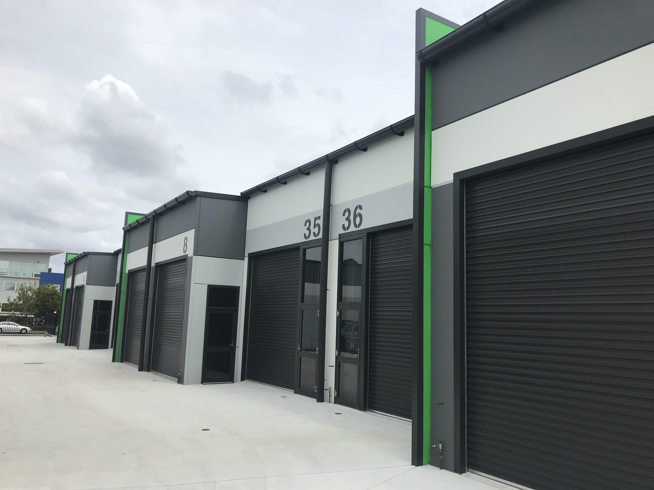 Storage/Warehouse Units x57
